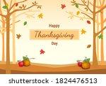 Happy Thanksgiving Autumn Leaf...