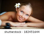 portrait of young female ready...   Shutterstock . vector #182451644