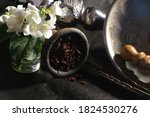 Bowl Of Hookah Tobacco. Berrie...