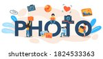 photo typographic header... | Shutterstock .eps vector #1824533363