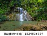 Mae Kae Waterfall Beautiful...