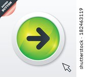 arrow sign icon. next button....