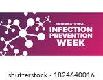 international infection...   Shutterstock .eps vector #1824640016