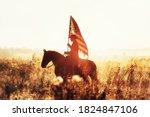 Western   Cowboy Portrait With...