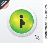 pregnant sign icon. pregnancy...