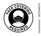 Face Covering Required Or No...