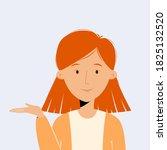 avatar portrait of cute girl...