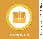 business bag icon   simple ...