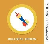 bullseye arrow icon   simple ...