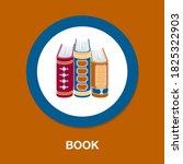 book icon   simple  vector ...