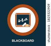 blackboard icon   simple ...