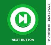 next control button flat icon   ...