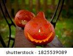 Halloween Pumpkins Jack O...