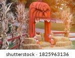 Halloween Autumn Decorations O...