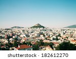 View Of Athens  Greece. View O...