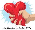 heartbreaker | Shutterstock . vector #182617754