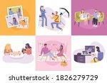 photography composition set... | Shutterstock .eps vector #1826279729