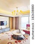 modern living room interior | Shutterstock . vector #182638880