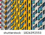 Colorful Pattern From Windows...