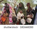dadaab  somalia   august 7... | Shutterstock . vector #182668283