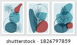 concept posters set with... | Shutterstock .eps vector #1826797859