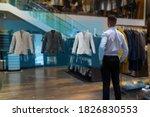 Iot Smart Retail Futuristic...