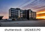 modern homes in the dokken part ... | Shutterstock . vector #182683190
