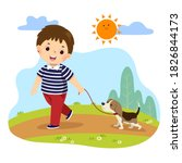 Vector Illustration Cartoon Of...
