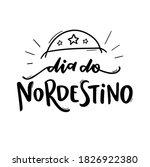dia do nordestino. northeastern ... | Shutterstock .eps vector #1826922380