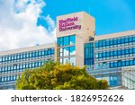 sheffield  united kingdom  ...   Shutterstock . vector #1826952626