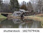 Mabry Mill In Virginia ...