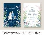 Set Of Wedding Cards ...