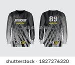 sport jersey abstract...   Shutterstock .eps vector #1827276320