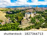 The Alcazar Of Segovia  A...