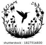illustration of stylized... | Shutterstock .eps vector #1827516830
