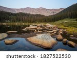 Landscape View Of A Beautiful...