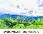 Agricultural Landscape Of Nan...