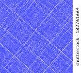 blue plaid textured background  ... | Shutterstock . vector #182761664