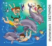 activity,animal,backgrounds,beach,boys,cartoon,characters,child,climate,deep,destinations,discovery,diving,dolphins,family