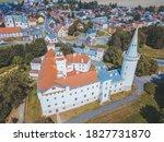 Bor Castle In Czechia. Bor ...