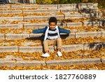 Four Year Old Little Boy Posing ...
