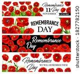 11 November Remembrance Day...