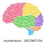 vector illustration of human... | Shutterstock .eps vector #1827887156