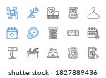 Single Icons Set. Collection Of ...