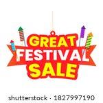 Great Festival Sale Design...