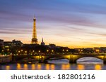 paris  france   19th march 2014 ... | Shutterstock . vector #182801216