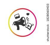 campaign icon.loudspeaker...