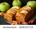 Pumpkin Apple Bread With Golden ...