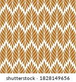 vector geometric seamless... | Shutterstock .eps vector #1828149656