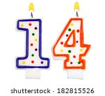 Birthday Candles Number...